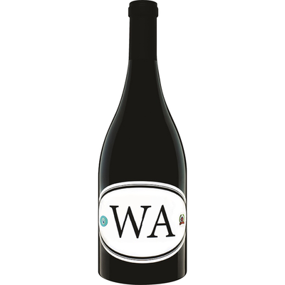 Locations WA by Dave Phinney Washington Red Blend Red Wine