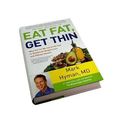 Nutri Books Eat Fat Get Thin Bk