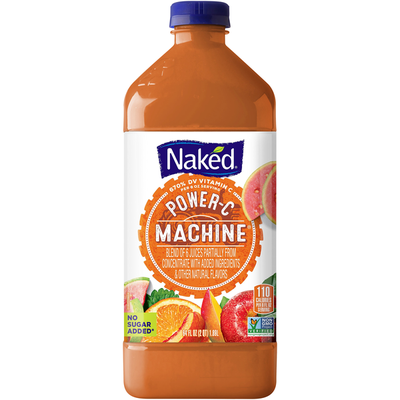 Naked Powerc Chilled  Juice