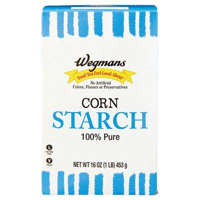 Wegmans 100% Pure Corn Starch