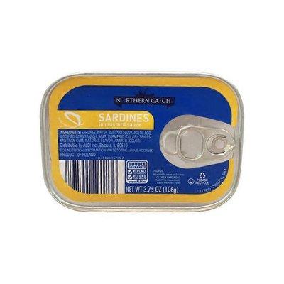 Northern Catch Sardines In Mustard Sauce