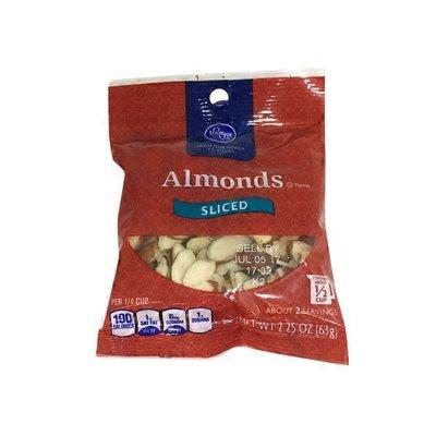 Kroger Sliced Almonds