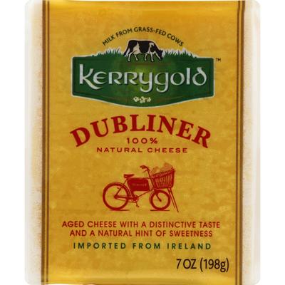 Kerrygold Grass-Fed Dubliner Irish Cheese,