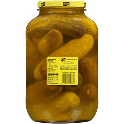 Mt. Olive Kosher Dills Pickles