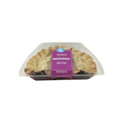 New Seasons Market Half No Sugar Added Marion Berry Pie