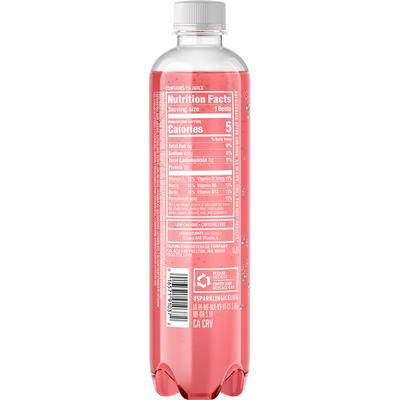 Sparkling Ice Pink Grapefruit Sparkling Water