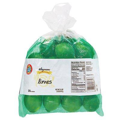 Wegmans limes