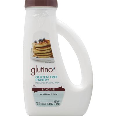Glutino Baking Mix, Instant, Pancake
