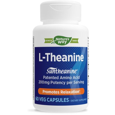 Nature's Way L-Theanine