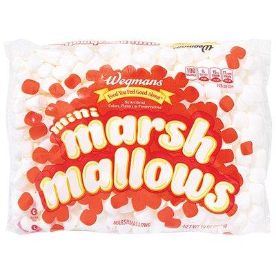 Wegmans Food You Feel Good About Mini Marshmallows