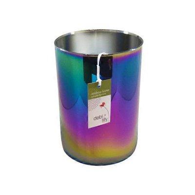Dl Small Rainbow Luster Vase