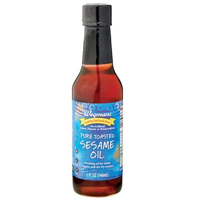 Wegmans Pure Toasted Sesame Oil