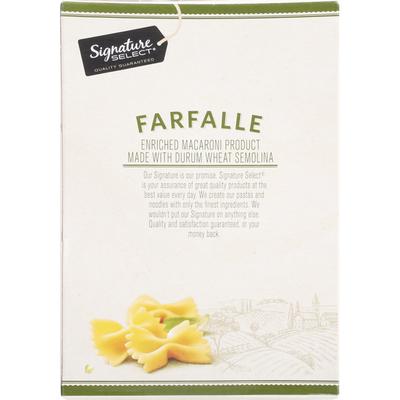 Signature Kitchens Farfalle
