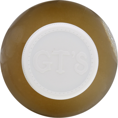 GTs Raw Kombucha, Lemonade, Synergy