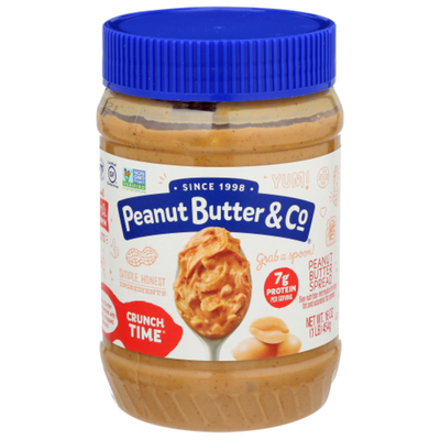 Peanut Butter & Co. Crunch Time Peanut Butter Spread