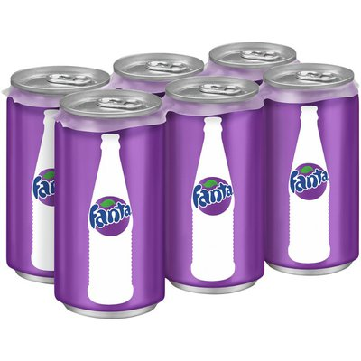 Fanta Grape Soda