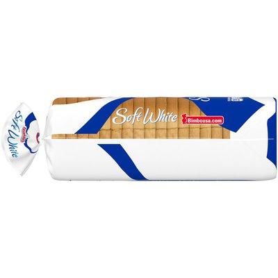 Bimbo Soft White Bread