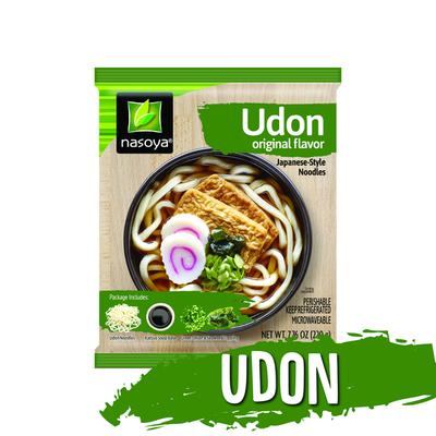 Nasoya Noodles, Japanese-Style, Udon Original Flavor