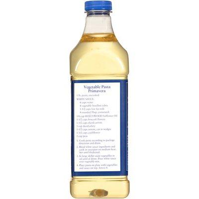 Hollywood Enriched Expeller Pressed Safflower Oil