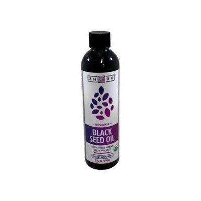 Zhou 100% Pure Virgin Organic Black Seed Oil