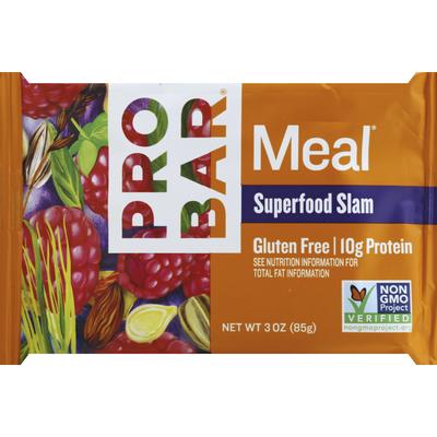 Probar Super Food Slam