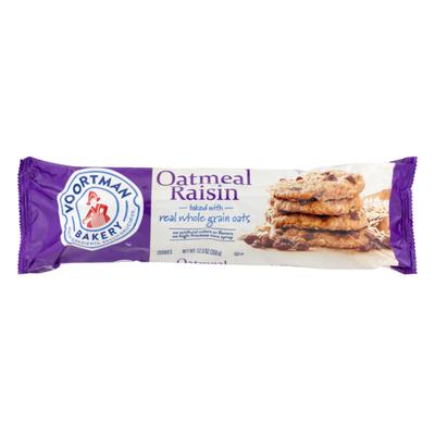 Voortman Oatmeal Raisin Cookies