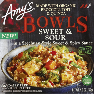 Amy's Kitchen Bowls, Sweet & Sour