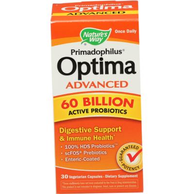 Nature's Way Fortify® Optima® Advanced Care 60 Billion Probiotic and Prebiotics