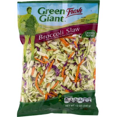 Green Giant Fresh Broccoli Slaw