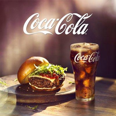 Coke Classic Soda Soft Drink