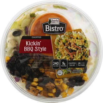 Bistro Kickin' BBQ Chopped Salad