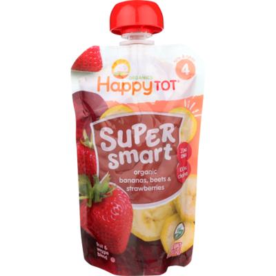 Happy Tot Bananas, Beets & Strawberries