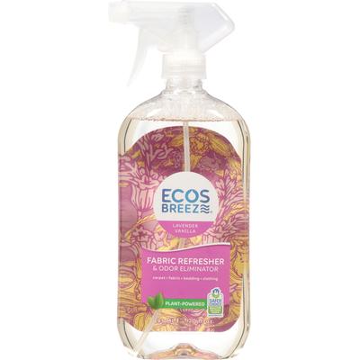 ECOS Fabric Refresher & Odor Eliminator, Lavender Vanilla