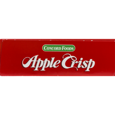 Concord Foods Apple Crisp