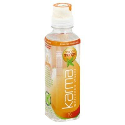 Karma Wellness Water, Orange Mango