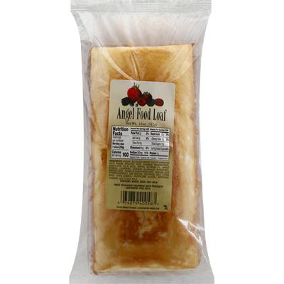 Olson's Baking Company Angel Food Loaf