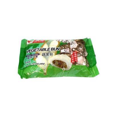 Wei Chuan Vegetable Bun