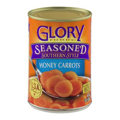 Glory Foods Seasoned Southern Style Honey Carrots
