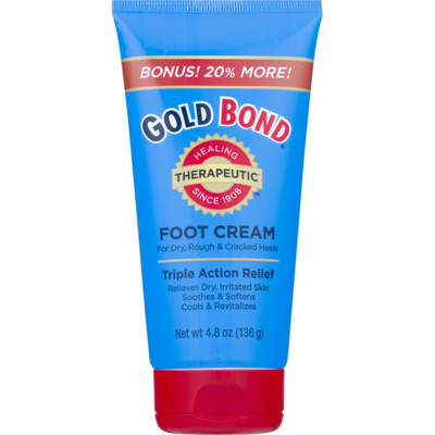 Gold Bond Foot Cream