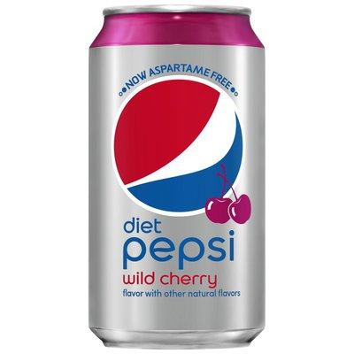 Pepsi Diet  Wild Cherry