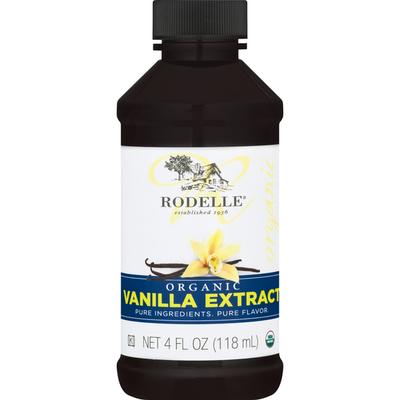 Rodelle Vanilla Extract, Organic