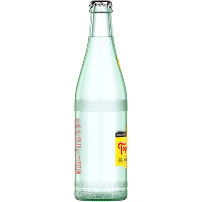 Topo Chico Sparkling Mineral Water Glass Bottle