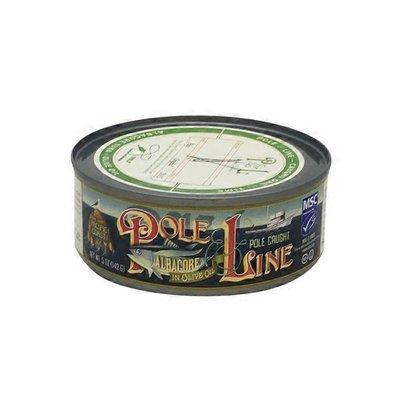 Pole & Line Pole Caught Albacore In Olive Oil