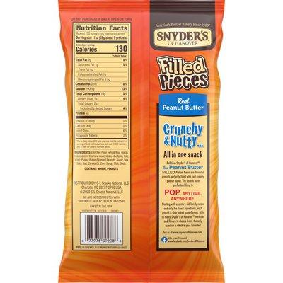 Snyder's of Hanover® Peanut Butter Filled Pretzel Pieces