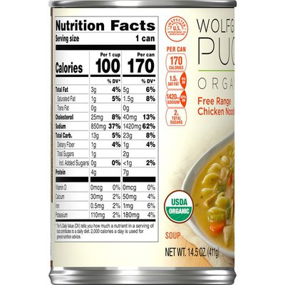 Wolfgang Puck® Chicken Noodle Soup