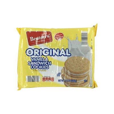 Benton's Vanilla Sandwich Creme