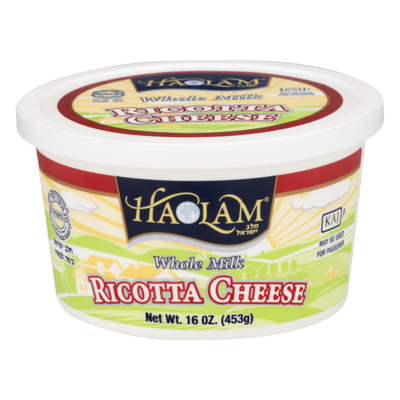 Haolam Whole Milk Ricotta Cheese