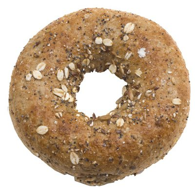 Bagels Forever Hole Wheat Bagel