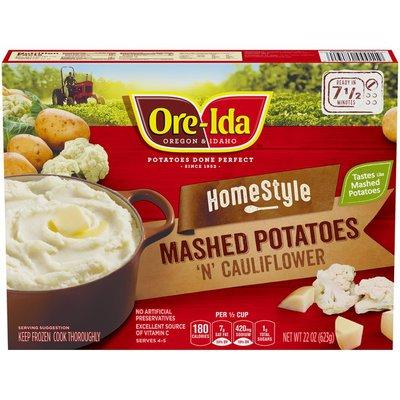 Ore-Ida Home Style Mashed Potatoes 'N' Cauliflower