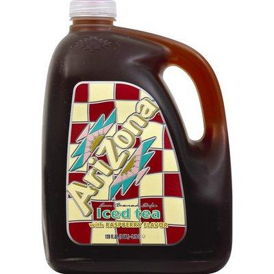 Arizona Iced Tea, with Raspberry Flavor, Sun Brewed Style